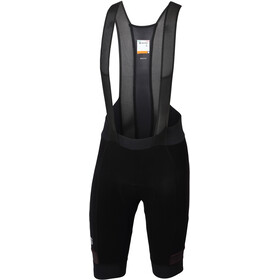 Sportful Supergiara Bib Shorts Heren, black/black